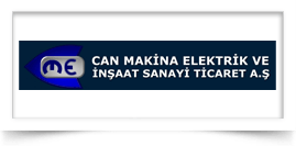 CAN MAKİNA ELEKTRİK A.Ş.